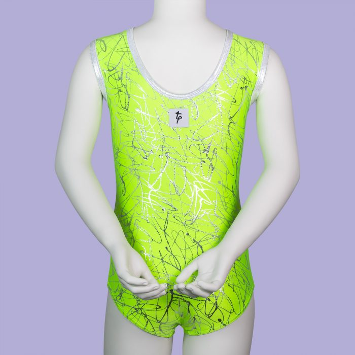 GYM-AND-DANCE-SET-SCRIBBLE-LEOTARD-by-TAPPERS-and-POINTERS