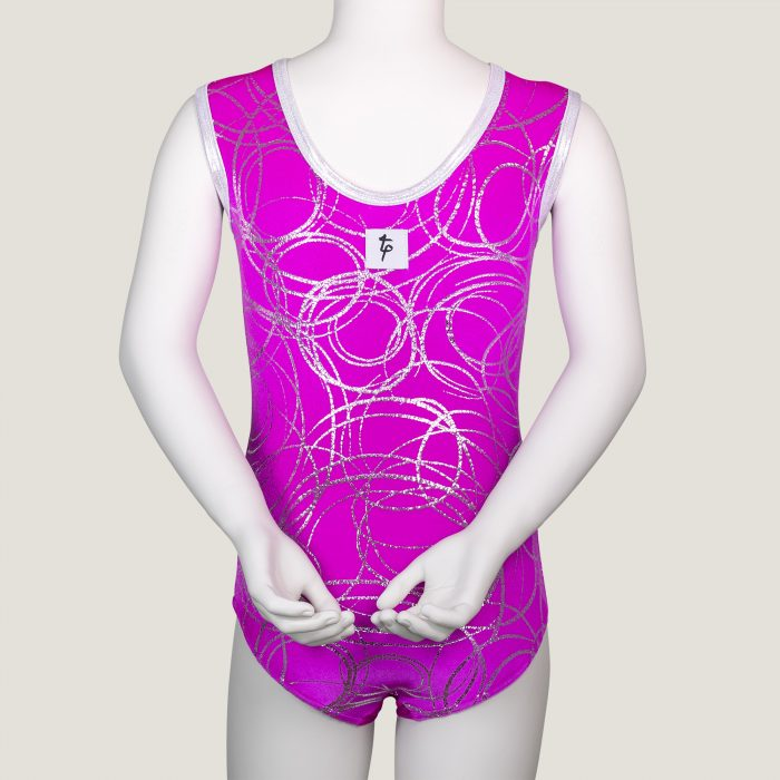 GYM-SET-ELECTRIC-PINK-LEOTARD-by-TAPPERS-and-POINTERS
