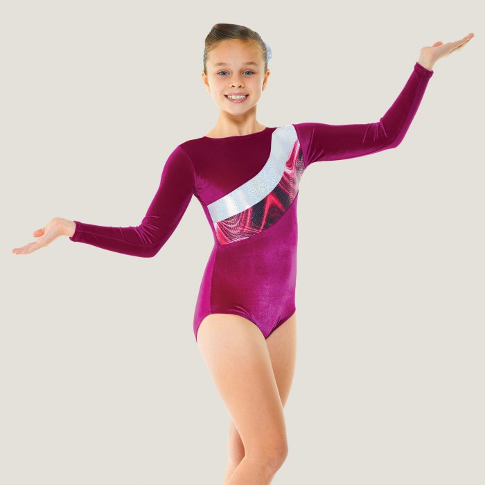 GYM21 leotard by tappers and pointers direct