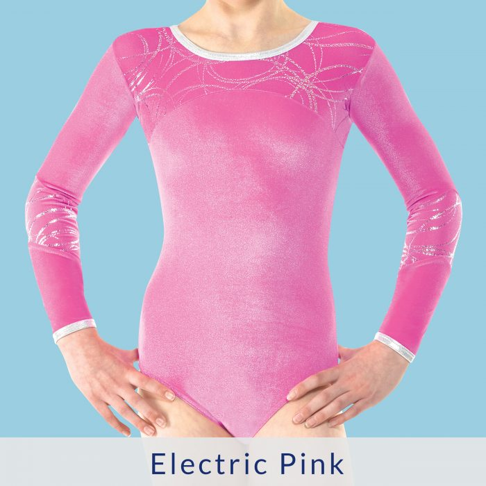 Hula Leotard by Tappers and Pointers Direct