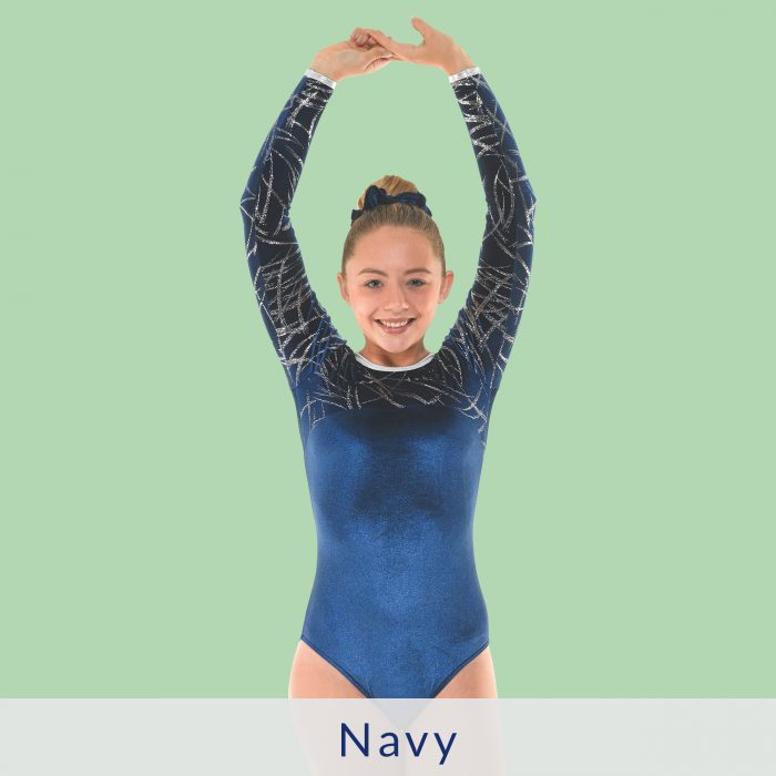 Samurai Leotard by Tappers and Pointers Direct