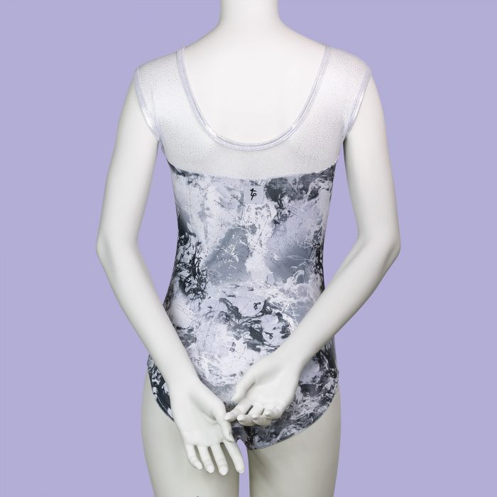 SILVER-DREAM-ADULTS-SLEEVELESS-LEOTARD-by-TAPPERS-and-POINTERSSILVER-DREAM-ADULTS-SLEEVELESS-LEOTARD-by-TAPPERS-and-POINTERS