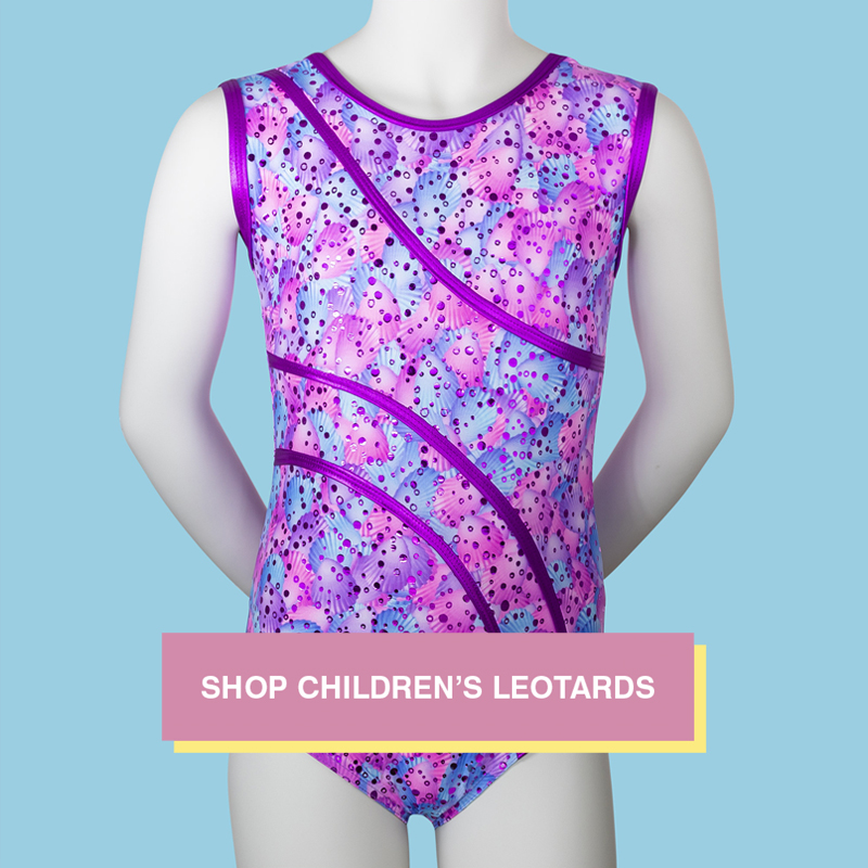 childrens leotard button